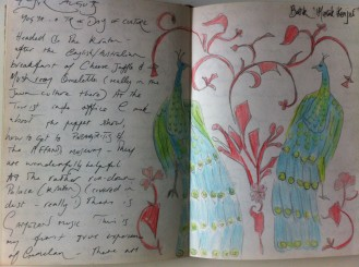 Page from my Java Sketchbook