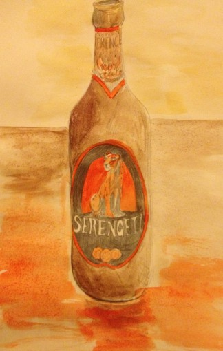 Serengeti beer