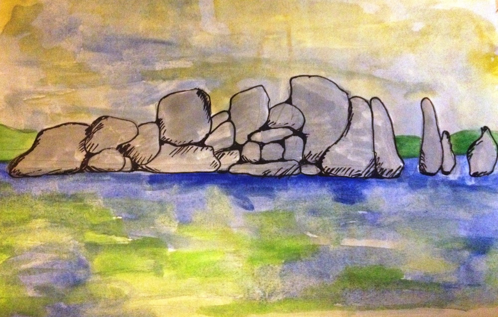 Rock City Painting 1