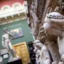 The Cast Courts at the Victoria and Albert Museum, London