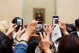 Martin Parr's Mona Lisa.