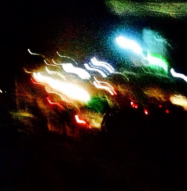 Nairobi by night, Kenya