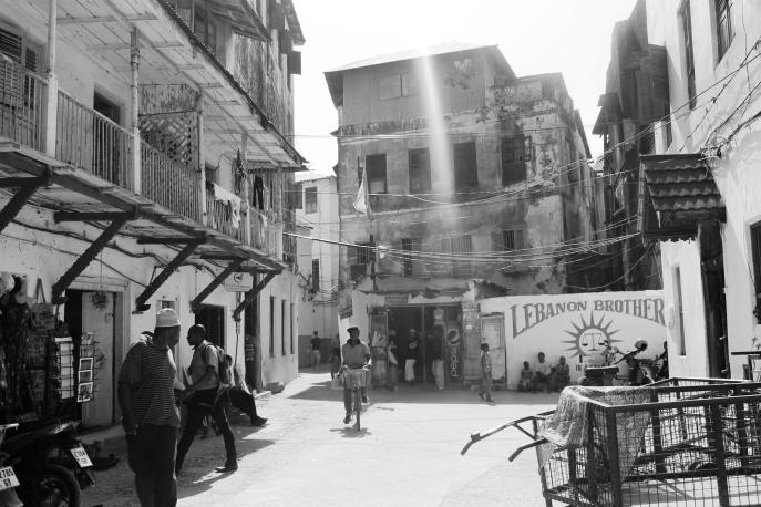 Stone Town in Zanzibar, Tanzania