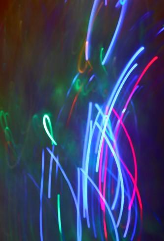 Blurred Christmas Lights 3